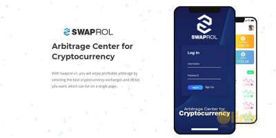 ICO Swaprol image in the list